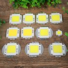 LED COB Chip High Power Integrated Lamp Bead 30x30mil 80W warm light
