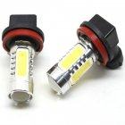 LED Fog Light H8/ H11/9005/9006 Automobile Fog Light High Power 7.5w Highlights White light_H8