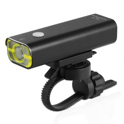 LED Front Bike Recharge Cycling Headlight