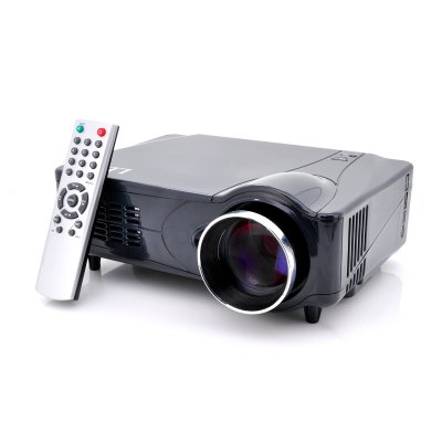 LED Home Theater Projector w/ HDMI + VGA