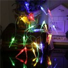 LED Icicle String Light for Home Room Christmas Party Decoration colors