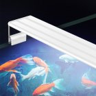 LED Lamp with Extensible Clip for Aquarium Fish Tank Lighting White Blue Light Four rows of GX-A200 white blue