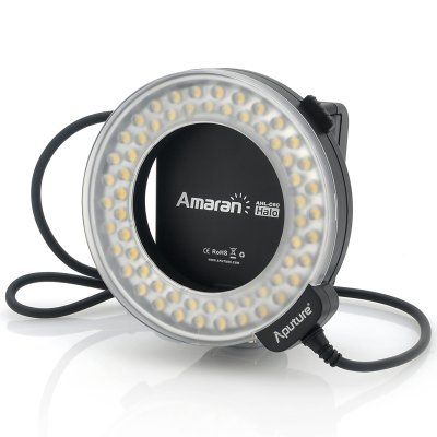 Macro LED Ring Light - Apurture AHL-C60