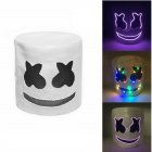 LED MarshMello DJ Mask Full Head Helmet