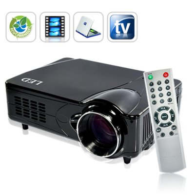 2200 Lumens LED Multimedia Projector