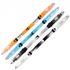 LED Penspinning Non Slip Coated Spinning Pen Rolling Pen Ball Point Pen Learning Office Supplies ZG 5180