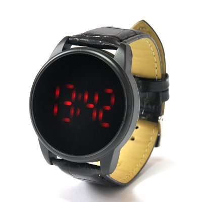 LED Touch Watch - Revolte