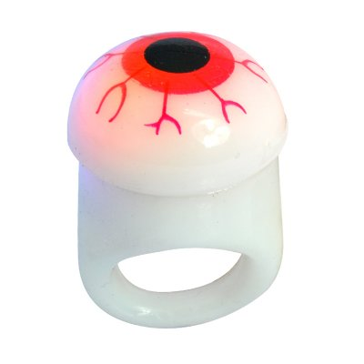 Halloween LED Eyeball Ring (R)