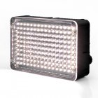 LED video light with 160 LEDs and 5600K color temperature   Fits every DSLR and video camera and is great for professional photo shoots