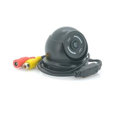 180 Degree View Mini Dome Camera - PicoCCTV