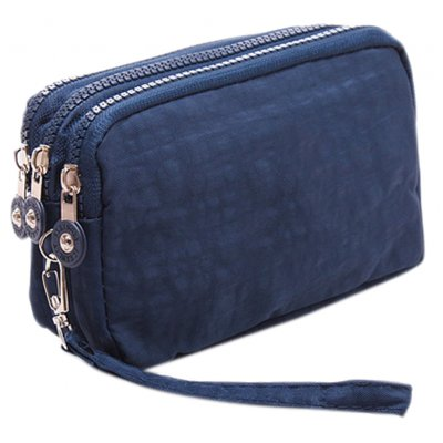 Phone Wallet Package 3 Layers Handbag