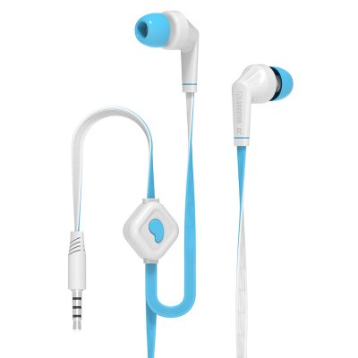 Langsdom JD88 Stereo In Ear Headset Blue