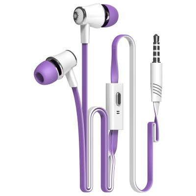 Langsdom JM21 In-ear Earphones purple