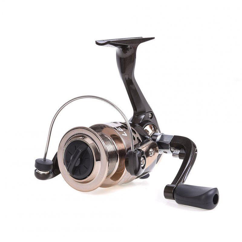 Large Drag Fishing Reel Spinning Left and Right Hand Fishing Reel 5 Series For Lure Casting Rock Fishing Reel GF3000
