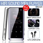 Large Memory English Version JNN M13 Bluetooth Lossless HIFI Music MP3 Player