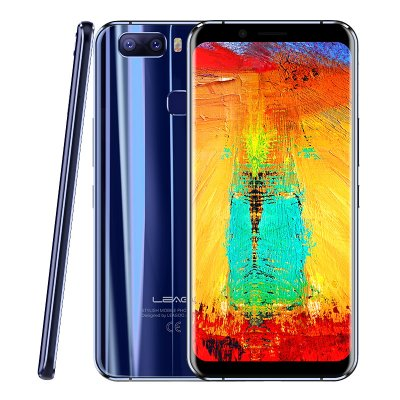 Leagoo S8 PRO 5.99 Inch Smart Phone Blue