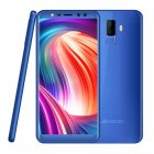 LeagooM9 5.5 Inch Smart Phone Blue
