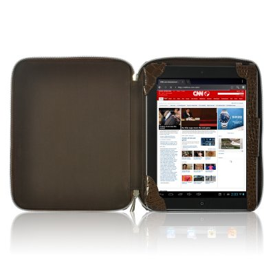 4400mAH Solar Charging Battery Case for iPad