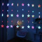 Led String Lights Star Fairy Lights Window Curtain Indoor Tree Decoration Four colors