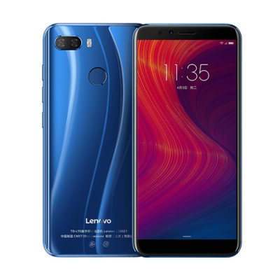 Lenovo K5 Play 3+32GB Smartphone - Blue