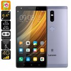 Lenovo Phab 2 Plus is a 6 4 Inch Android mobile phone that features two SIM slots   bringing along great connectivity and on the go entertainment
