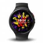 LES 1 Smart Watch Phone - Black