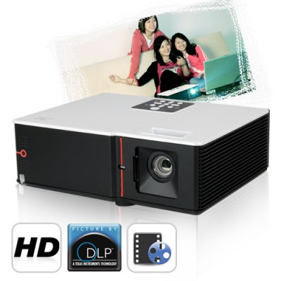 Theatre Maximus - DLP Projector w/ Brilliant Color Technology