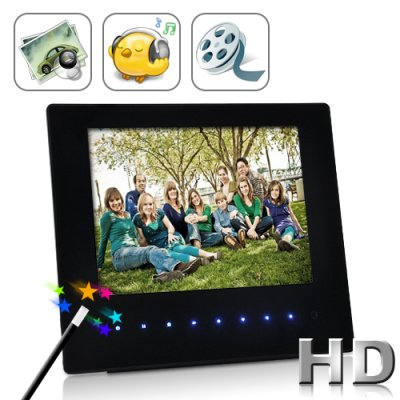 HD Digital Photo Frame