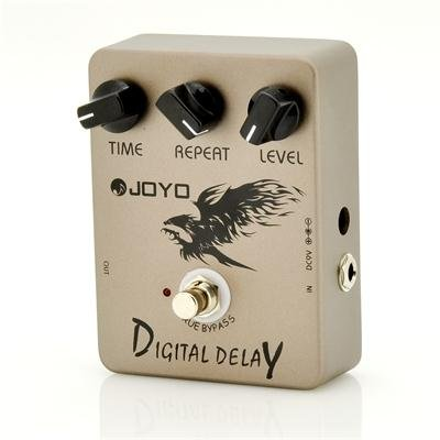 Digital Delay Pedal - Joyo JF-08