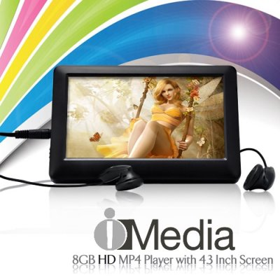 HD MP4 Player