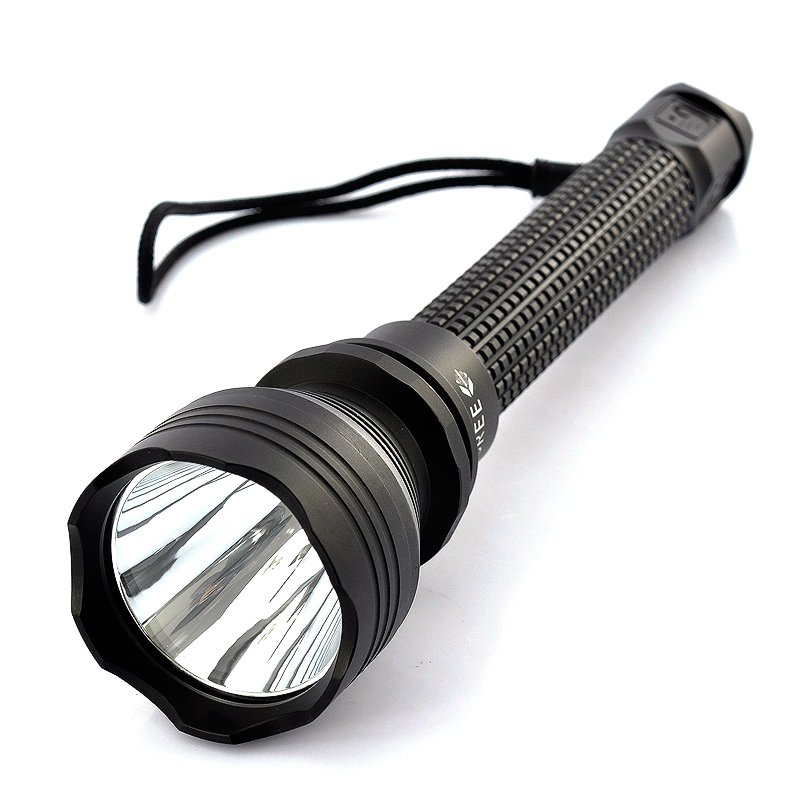 Cree XML U2 1200 Lumens Waterproof Flashlight