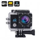 4K Wi-Fi Waterproof Action Camera (Black)