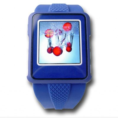 Watch Digital Photo Frame - 1.5 Inch LCD Screen