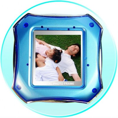 1.5 Inch Digital Photo Frame With Mini TF Card Port