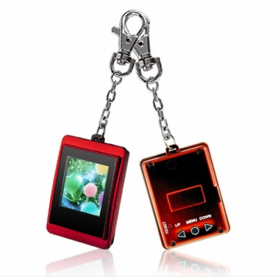 Digital Keychain Photo Frame
