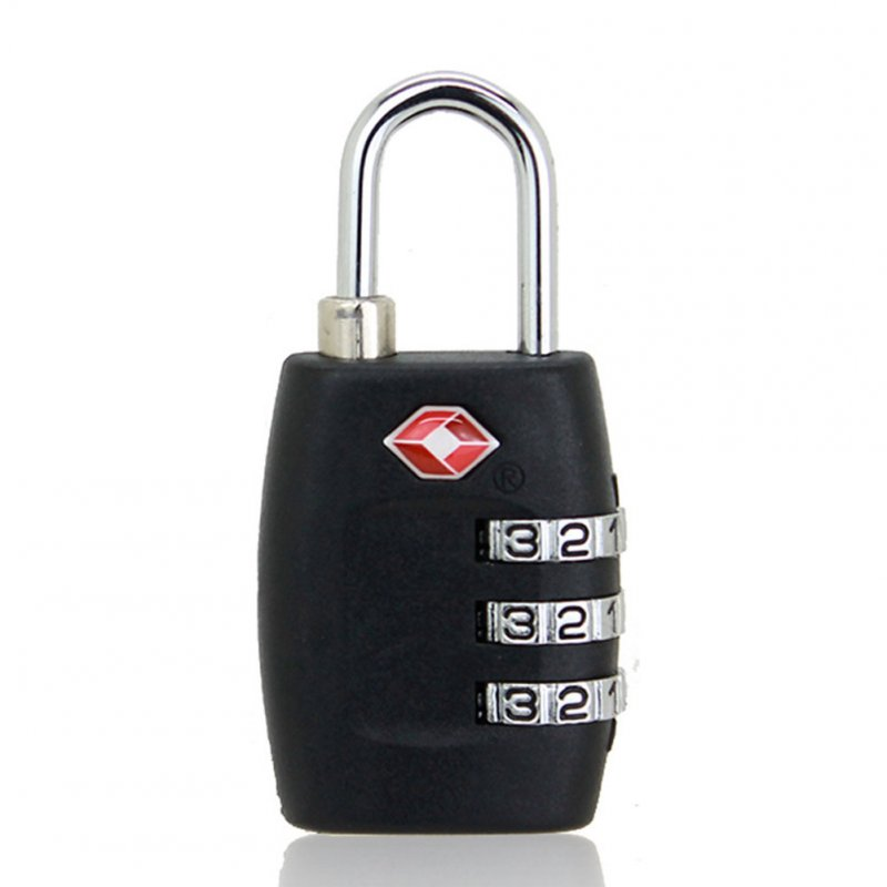Luggage Padlock Alloy  Security Lock for Travel Suitcase