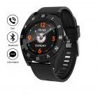 M11 Smart Watch Men and Women 2020 Sports Bluetooth Fitness Smart Watch Sim TF for Android IOS black