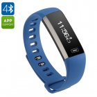 Fitness Tracker Bracelet M2 (Blue)