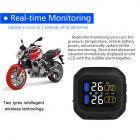 M3 Motorcycle TPMS Tire Pressure Monitoring