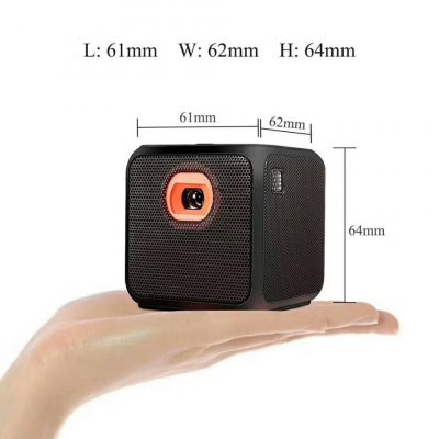 M5 Smart Android Mini Projector