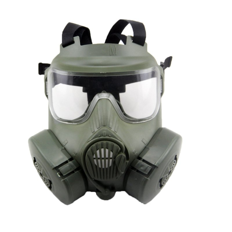 M50 Gas Mask Field Operations Riding Breathing Mask green