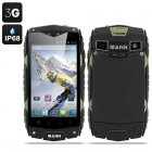 MANN ZUG 3 4 Inch Android 4 3 Smartphone is Waterproof  Shockproof and Dust Proof