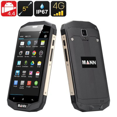 MANN ZUG S5 4G (Golden)