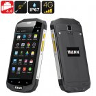 MANN ZUG S5 4G Rugged Phone (Silver)
