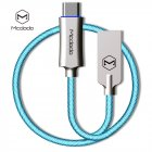 MCDODO Knight Series 1.5M Type-C Cable Blue