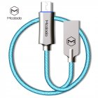 MCDODO Knight Series USB Cable Blue 1.5M