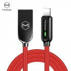 MCDODO Series Lightning Cable 1.8m Red