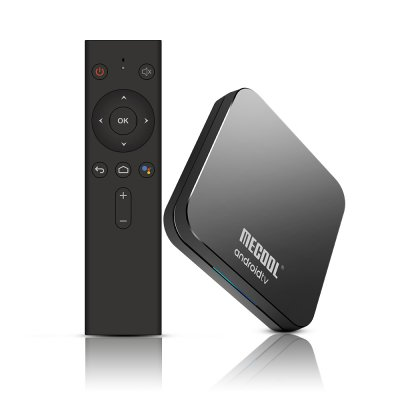 MECOOL KM9 Pro Voice Control TV Box - US Plug