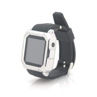 Quad Band Smartwatch Phone - Mercury