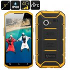 MFOX A11 Military Standard Phone (Yellow)
